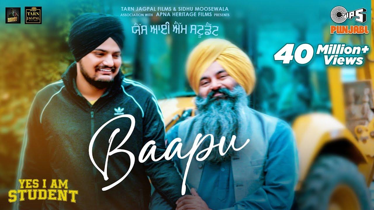 Baapu | Yes I Am Student | Sidhu Moose Wala | Tarnvir Jagpal | Intense | Tips Punjabi