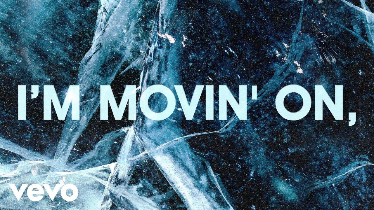 "Miranda Lambert - I'm Movin' On (From ""The Ice Road"" / Lyric Video)"
