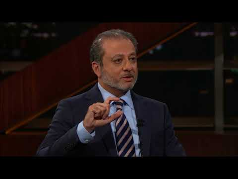 Preet Bharara: Defending Institutions | Real Time with Bill Maher (HBO)