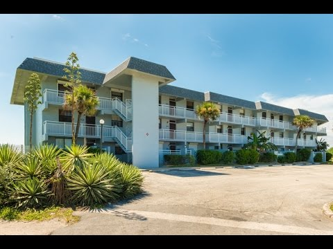 2101 S. Atlantic Ave. #307 | Video Tour | Condominium For Sale | Marko Villas | Cocoa Beach, FL