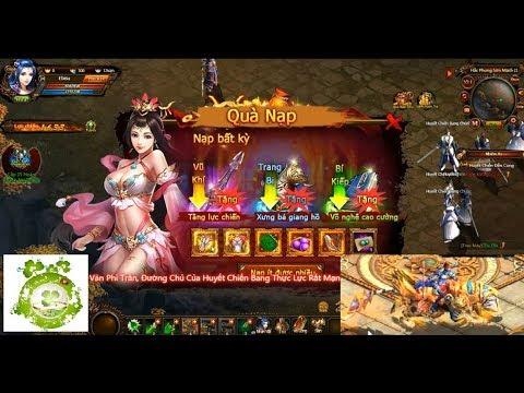 Web Game Private Tinh Võ Nhập Ma | Webgame 2.5D Chủ Đề Tiên Hiệp  Phương Đông Đẹp Mắt