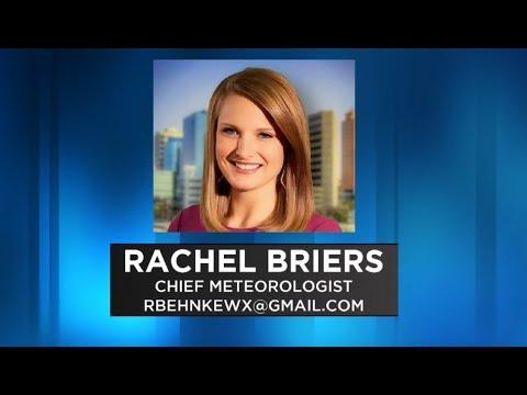 Rachel Briers Weather Reel 2018