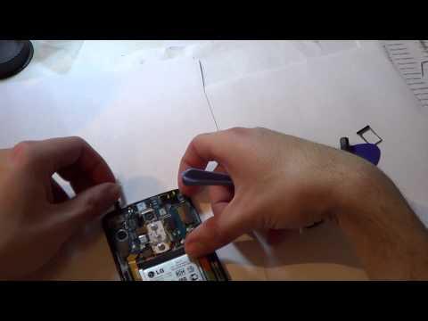 Come smontare LG G2 D802 - Come sostituire il display LG G2 D802 - Come cambiare batteria LG G2 D802