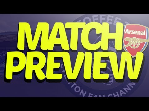 Everton V Arsenal | Match Preview