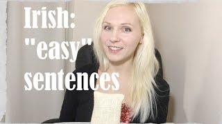 "Video Irish lesson: ""easy"" sentences download MP3, 3GP, MP4, WEBM, AVI, FLV April 2018"