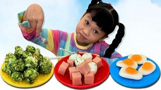 Bữa Cơm Tí Hon Bà Nấu ❤Susi kids TV❤