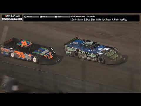 Crate Racin' USA Winter Shootout Series Night Number 3 Feature from East Bay Raceway Park 2-1-20