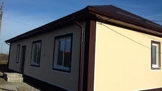 Одноэтажный дом для большой семьи ст.Раевская пригород Новороссийска