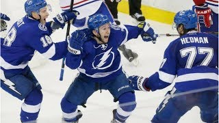 Most Memorable Goals from the Tampa Bay Lightning in their history (until 2017)