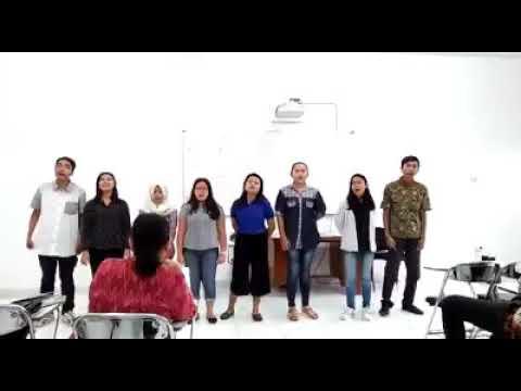 musikalisasi puisi tanah air mata karya Sutarji Kalsum Bahri