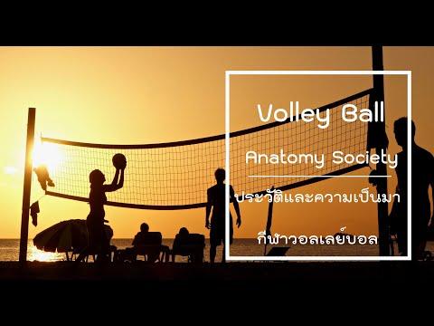 ประวัติกีฬาวอลเลย์บอล  : Anatomy Society