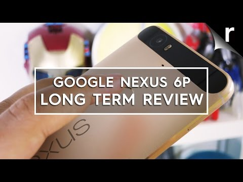 Google Nexus 6P Re-review