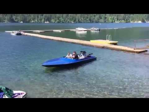 Jet Boat startup