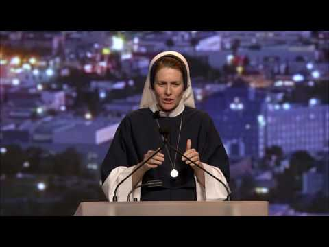 "Sr. Bethany Madonna: ""Receiving the Promise"" 