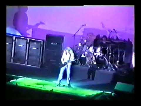 Megadeth   Fila Forum Milan 23 09 1999