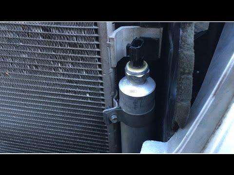 honda accord ac evaporator  expansion valve replacem doovi