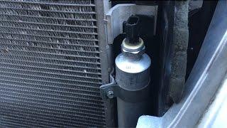 AC Receiver Drier Liquid Tank Replacement - Nissan Altima 2007-2012
