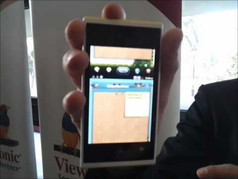 Smartphones Viewsonic ViewPhone al MWC 2012