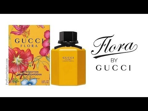 866e3c447 Gucci Flora Gorgeous Gardenia Limited Edition 2018 New Perfume - YouTube