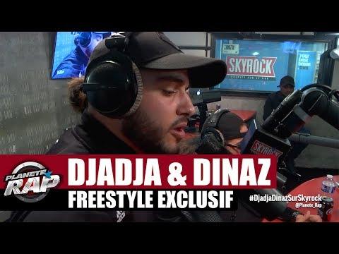 Djadja Dinaz Freestyle Exclusif Jamais Entendu A La Radio Plane TeRap