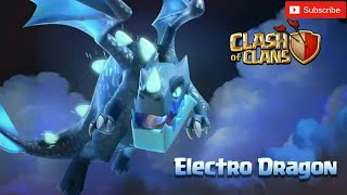 ELECTRO DRAGON | Town Hall 11 New Troop in Clash Of Clans (COC) | Clash With Bhargav | Hindi