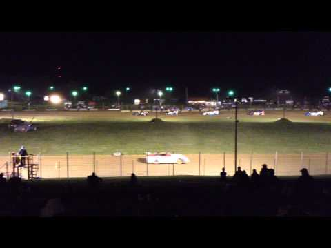 Paragon Speedway Super Stock Feature 5/23/15