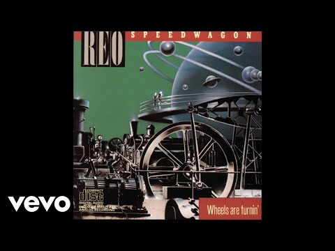REO Speedwagon - Can't Fight This Feeling (Audio)