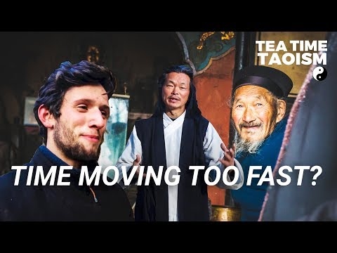 Getting Older: How to Keep Energised and Joyful like a Taoist Immortal | Tea Time Taoism