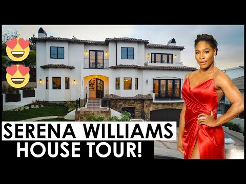 SERENA WILLIAMS HOUSE TOUR 2019 | INSIDE & OUTSIDE | SERENA WILLIAMS NET WORTH 2019