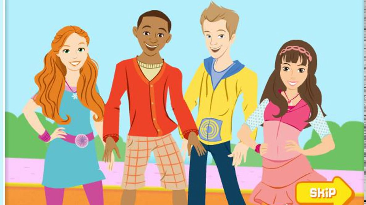 THE FRESH BEAT BAND MUSİC İS EVERYWHERE GAMES - YouTube