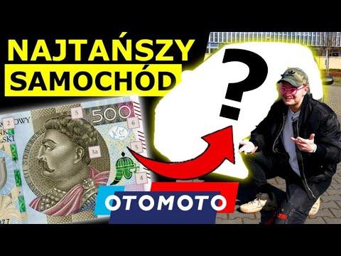 NAJTAŃSZY SAMOCHÓD NA OTOMOTO - JAK WYGLADA i ILE KOSZTUJE?!
