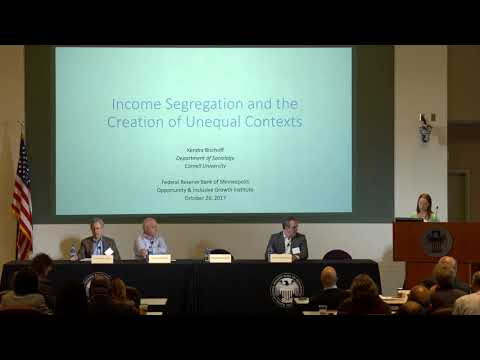 Fall 2017 Institute Conference - Intro and Panel 1