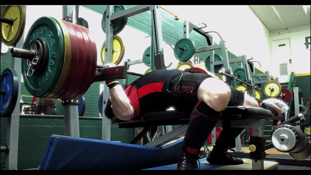 Bench Press Tips from a 500+lbs Bencher - YouTube