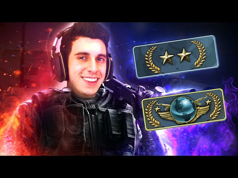40/3: SOU HACKER??? - CS:GO DE NOOB À GLOBAL #11