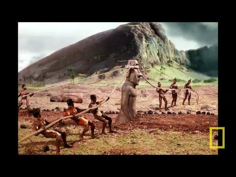 Easter Island: Moving the Moai