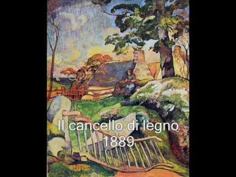 Paul Gauguin  ideato da Gerardina Morelli
