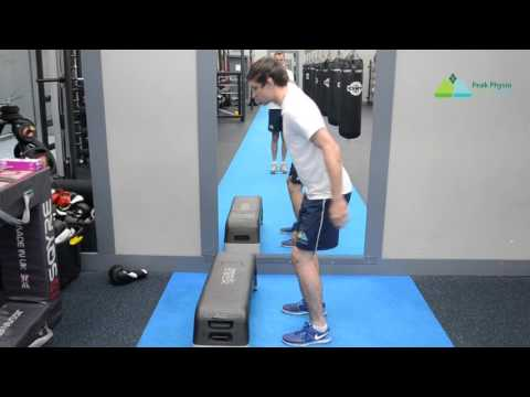 Achilles Tendinopathy Rehab Level 3
