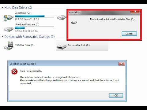 How to Fix DVD Not detected Problems in Windows 10/8.1/7 (Insert a