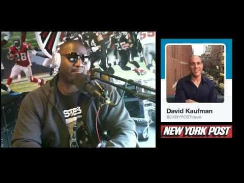 David Kaufman (New York Post) on The Sports Joc Show with Wayne Gandy