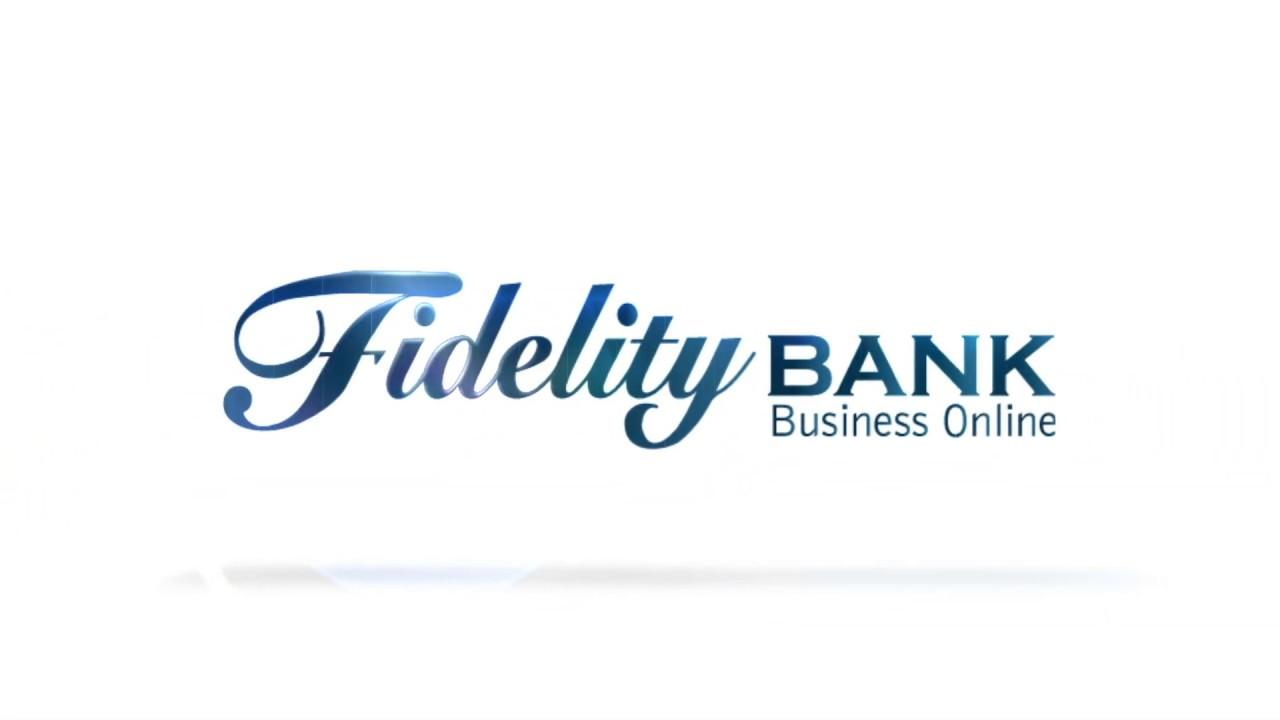 Business Online | Fidelity Bank