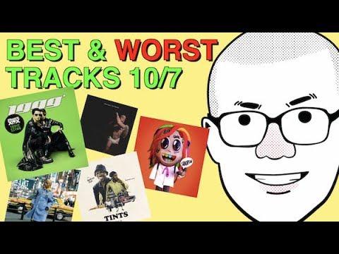 Weekly Track Roundup: 10/7 (Jaden Smith, Anderson .Paak, 6ix9ine, Charli XCX)