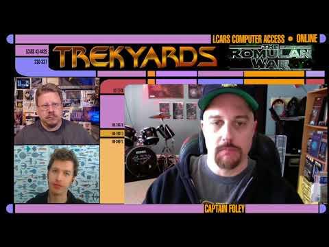 Destination: Trekyards!