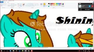 Gambar cover Making Shining Rainbow (my oc)