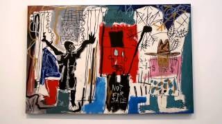 JEAN-MICHEL BASQUIAT at Gagosian Gallery West 24th Street, New York