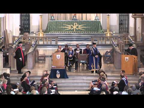University of Surrey 2010 graduation Faculty of Health and Medical Sciences 2