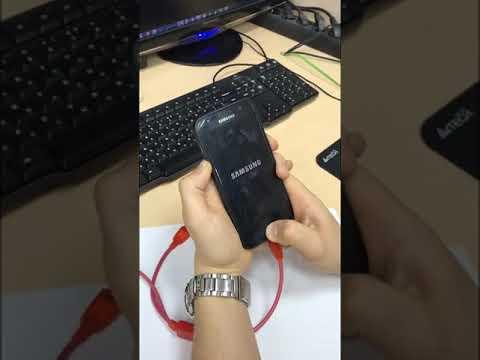 Сброс пароля Samsung S7 G930F