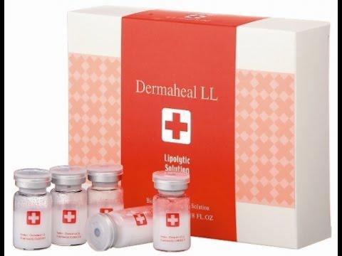 Dermaheal LL для коррекции фигуры и уменьшения локальных жировых отложений