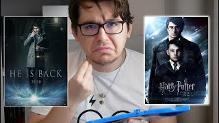 HARRY POTTER 8 TRAILER QUELLO VERO [SI CLICKBAIT]
