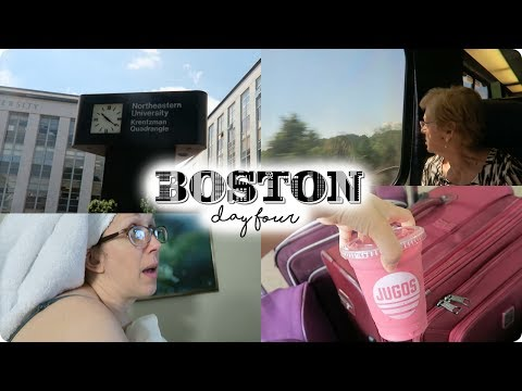 BOSTON DAY 4 VLOG: Annoyed Storytime, Northeastern University, and First Class Travel!