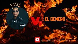 Daddy Yankee Vs. El Género